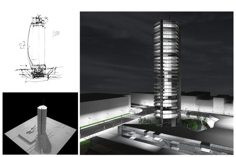 Conceptual design pondio ingenieros - Oficinas endesa palma de mallorca ...